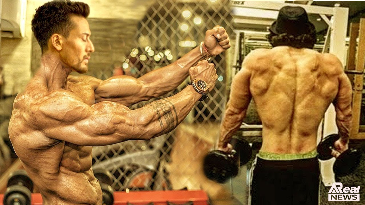 Tiger Shroff Daily Workout Routine
