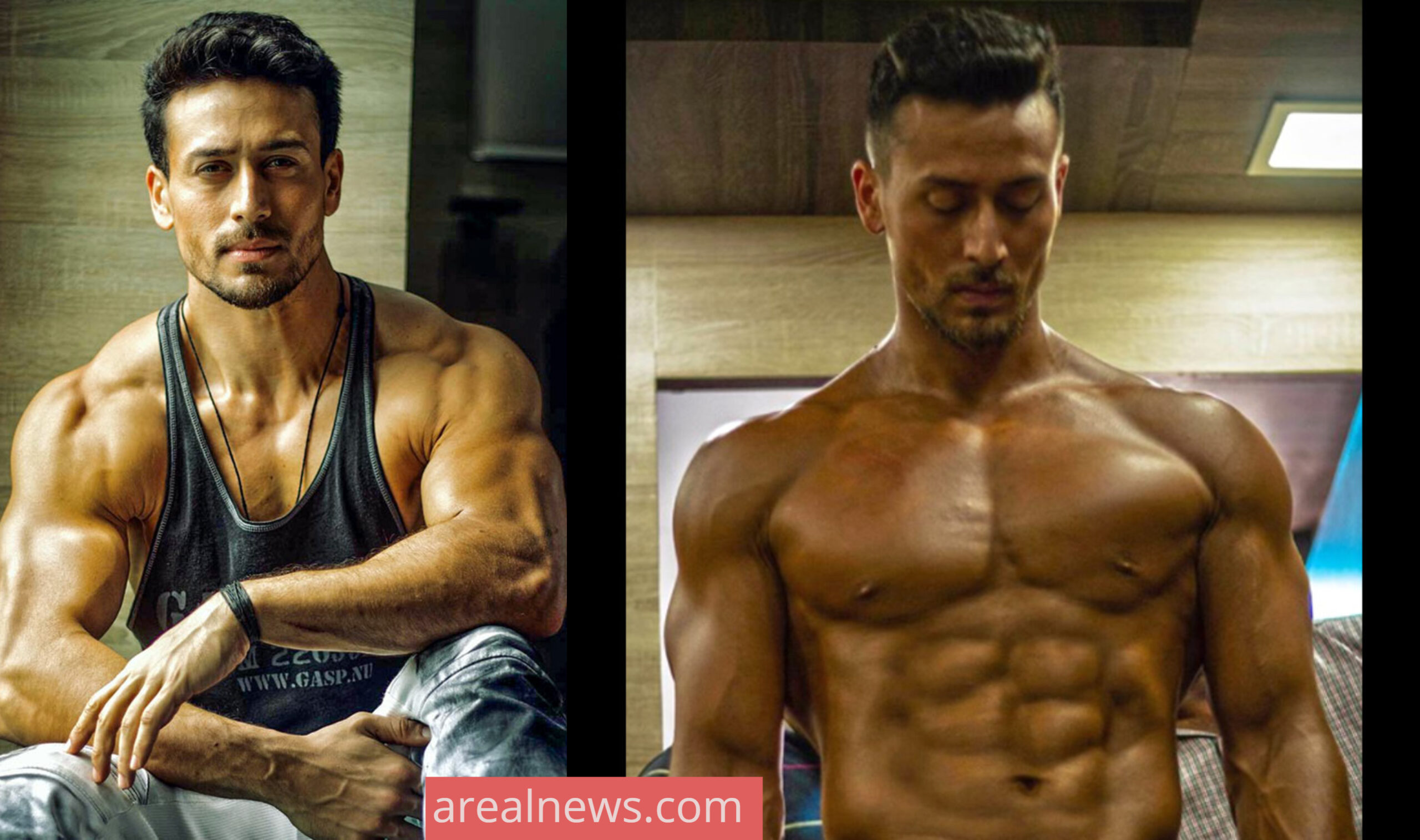 Tiger Shroff Weekly Workout Routine