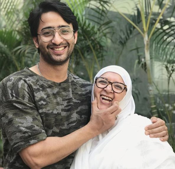 Shaheer Sheikh Mother Name
