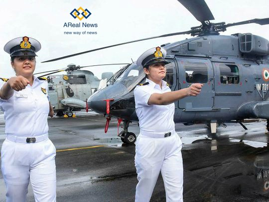 In Historic First 2 Women Officers Set To Join Indian Navy Warships Crew