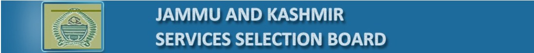 Jammu and Kashmir Services Selection Board