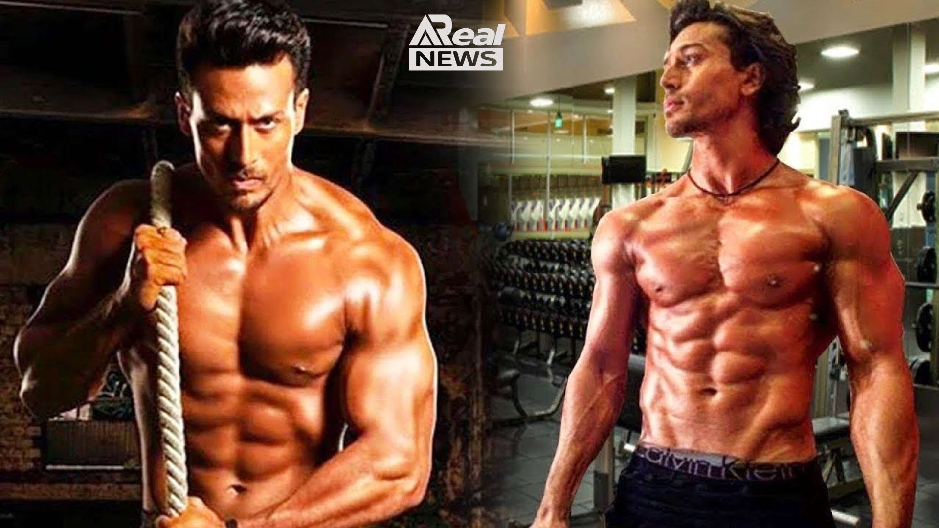 Tiger Shroff Six Pack Exercise