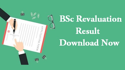 BSc Revaluation Result