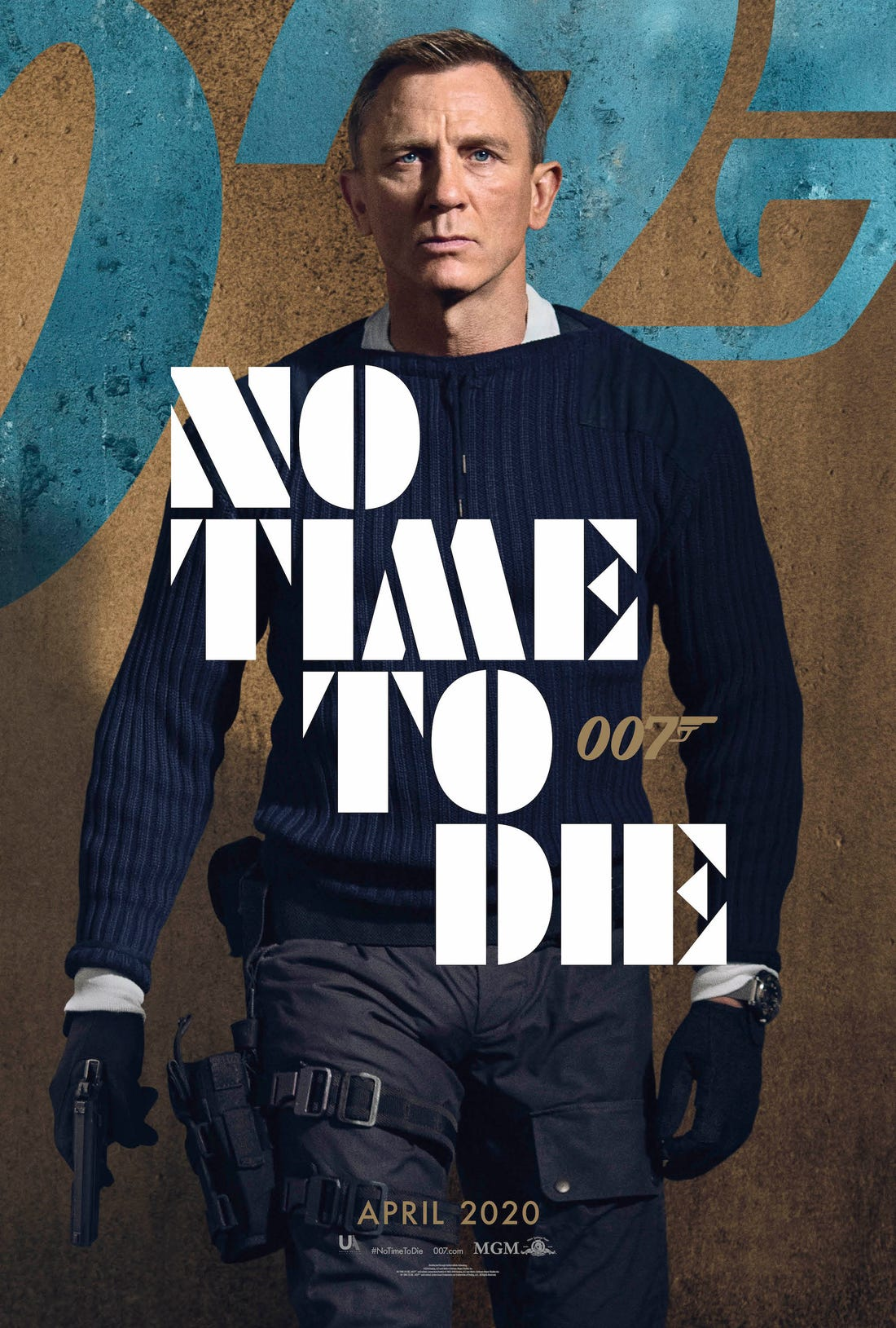 No Time To Die Movie Release Date