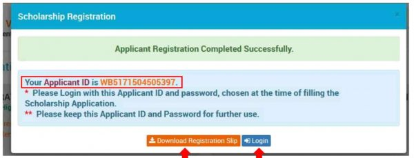 SVMCM Application ID Number