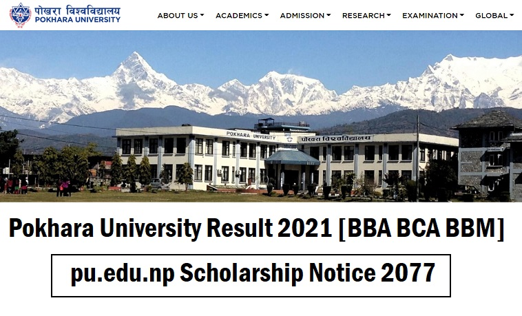 Pokhara University Result