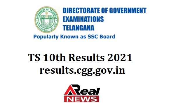 TS 10th Results 2021