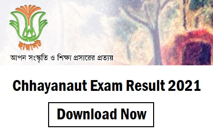 www.chhayanaut.org Result 2021